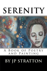 Serenity Book Cover - By JP Stratton