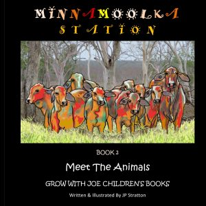Book 2 Meet the Animals