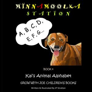 Book 4 Kai's Animal Alphabet
